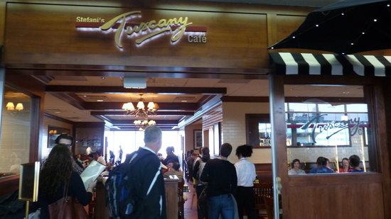 Stefani's Tuscany Cafe