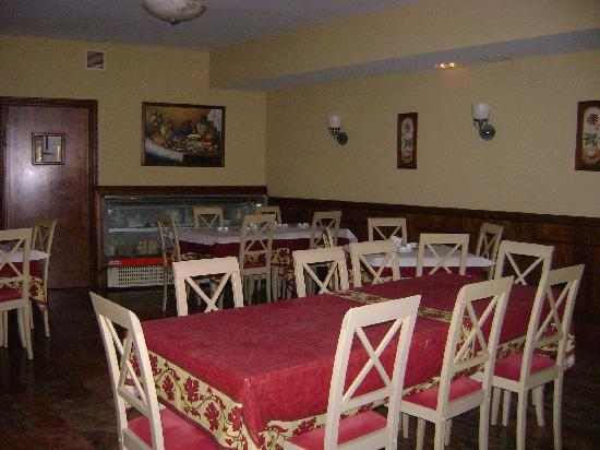 هوتل إيه بويرا: Hotel A Boira - Breakfast room.