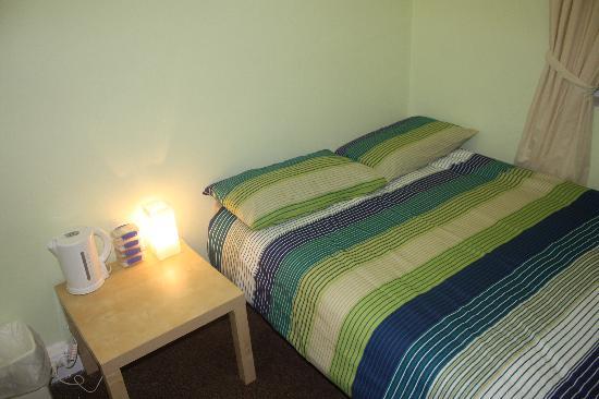 Ozi Inn Backpackers : Double Room