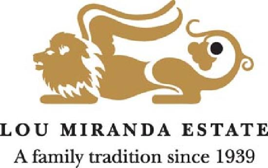Barossa Valley, Australia: Lou Miranda Estate logo