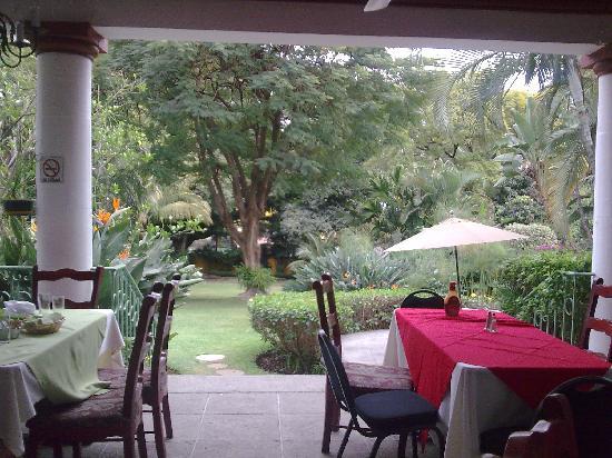 Hotel Mision Cuernavaca Restaurante
