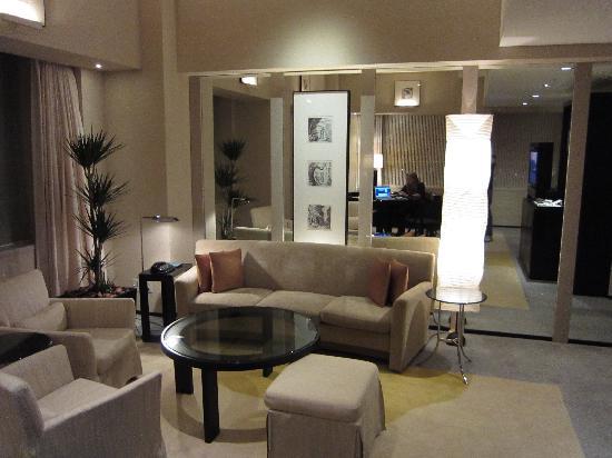 Park Hyatt Tokyo: Living Room Part 77