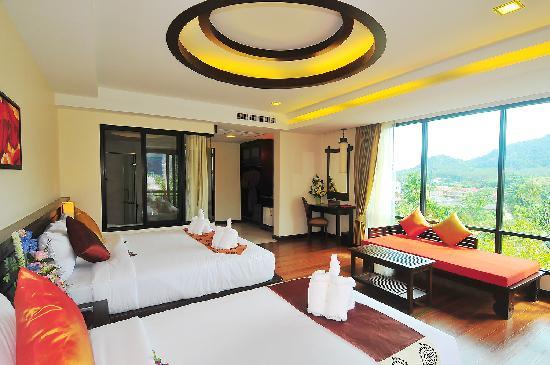 Ao Nang Phu Pi Maan Resort & Spa: Suite