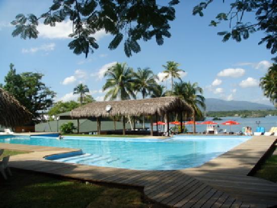Izabal, Guatemala: Pool