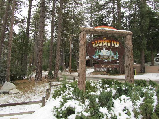Idyllwild, Kaliforniya: Reserve QUICKLY! :)  Don't often see VACANCY!