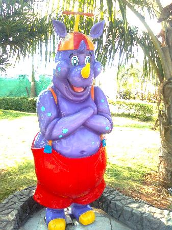 Mumbai (Bombay), India: Essel World