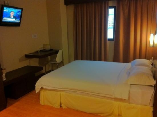 PPisland Hotel: the cozy room