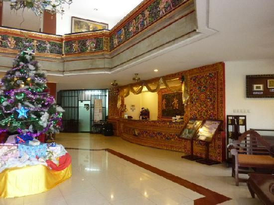 Lavender Luxury Villas & Spa Resort: ロビー