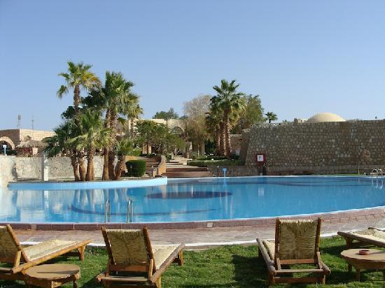Seti Abu Simbel Lake Resort: Pool at Seti Abu Simbel
