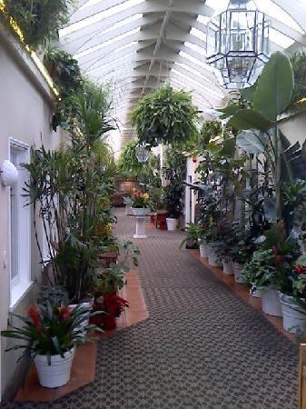 Hotel Vista Del Mar: Passage to room