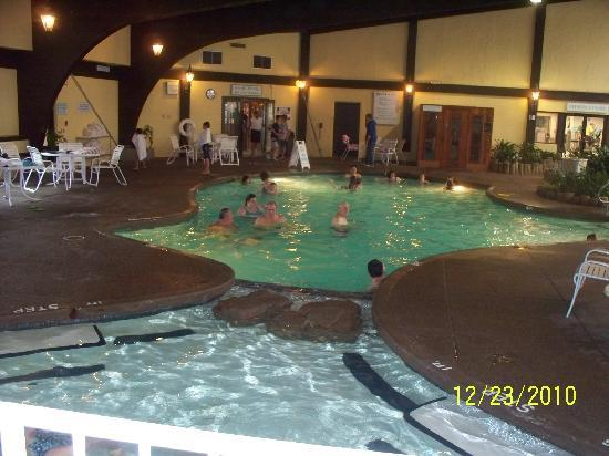 Wilson Lodge at Oglebay Resort & Conference Center: Pool Area