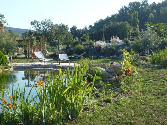 Prades, Prancis: Piscine naturel
