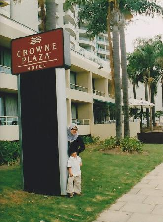 Crowne Plaza Perth: Happy 2 B Here!