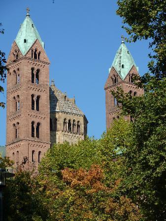 Dom zu Speyer: Der Dom