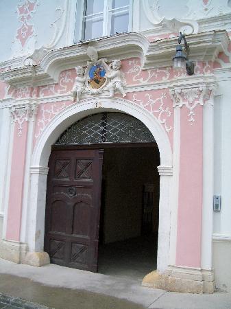 Augustiner Chorherrenstift Vorau: Vorau, Eingangstor