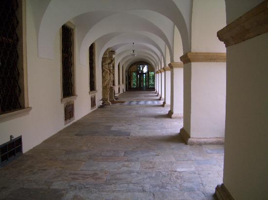 Augustiner Chorherrenstift Vorau: Vorau, Kreuzgang