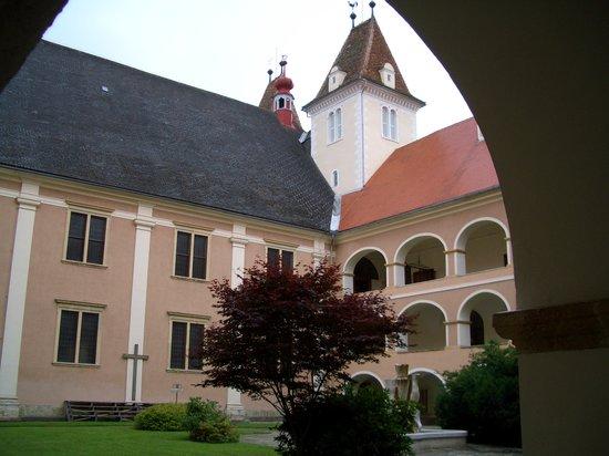 Vorau, Innenhof