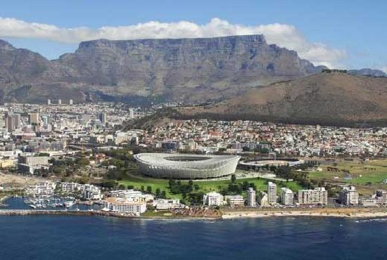 Cape Town Seamore Express Tours and Guesthouse: Cape Town