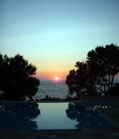 Marnei Mare: the everynight sunset