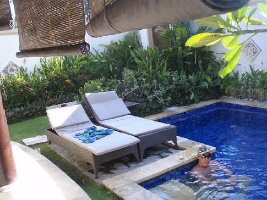 Heliconia Villas: pool