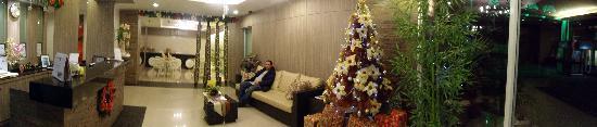 Magallanes Square Hotel : Lobby