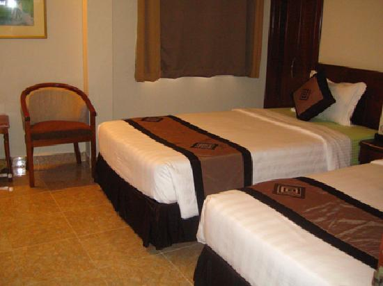 Saigon Sports 3 Hotel: room