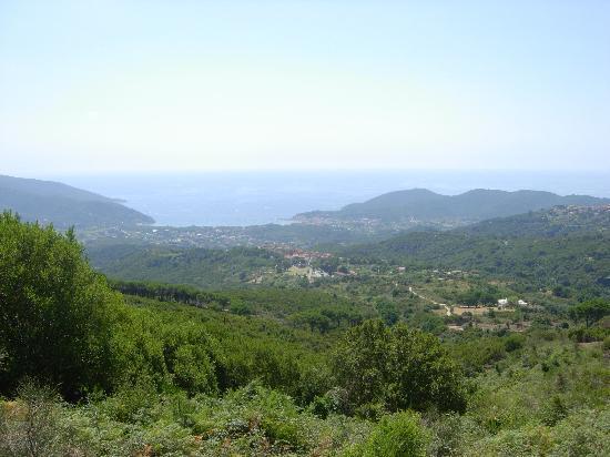 Tovo San Giacomo, Italia: che vista!