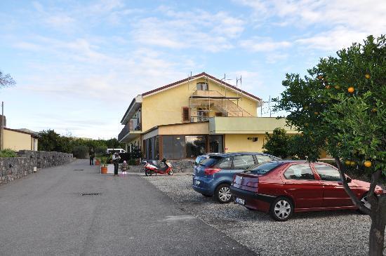 Fiumefreddo di Sicilia, Italien: Hotel