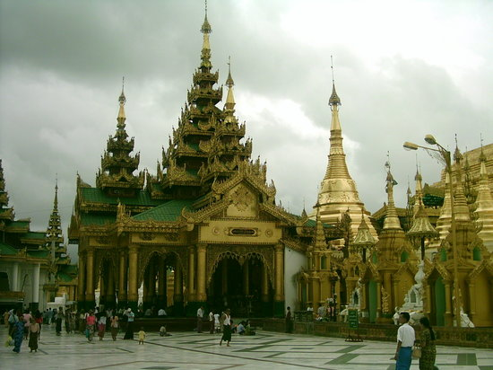 معبد شويداغون