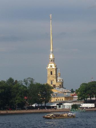 St. Petersburg, Russia: Fortezza di San Pietro e San Paolo