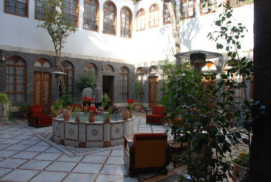 Beit Zafran Hotel de Charme : Charm
