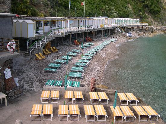 Bagni Tiberio Capri - Restaurant Reviews, Phone Number & Photos ...