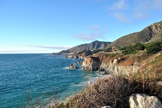 Quality Inn Pismo Beach: big sur 1