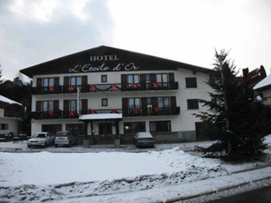 Hotel Etoile d'Or: L'Etoile d'Or Décembre 2010