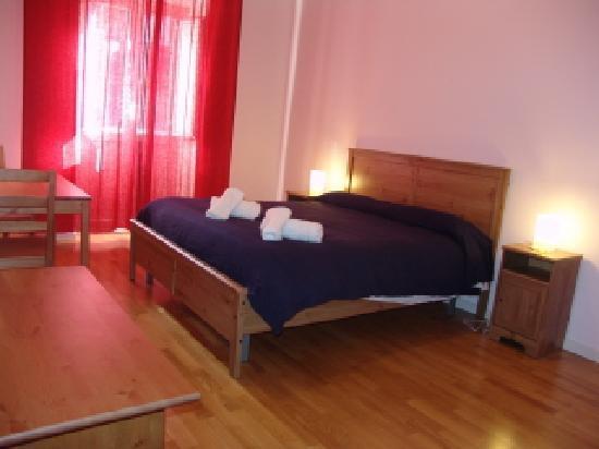 Casa di Iginia e Paolo Bed & Breakfast: camera bagno privato private bathroom