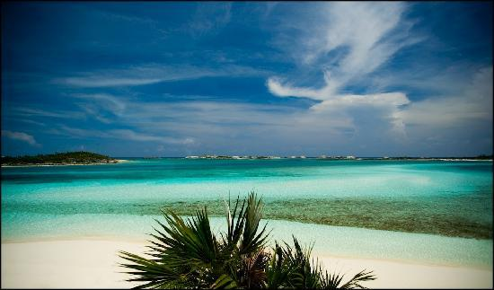 Fowl Cay Resort: View From Blue Moon Beach