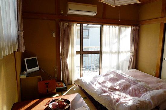 Ryokan Seifuso: Our room