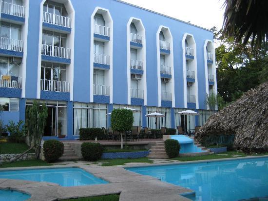 Hotel Maya Palenque: hotel
