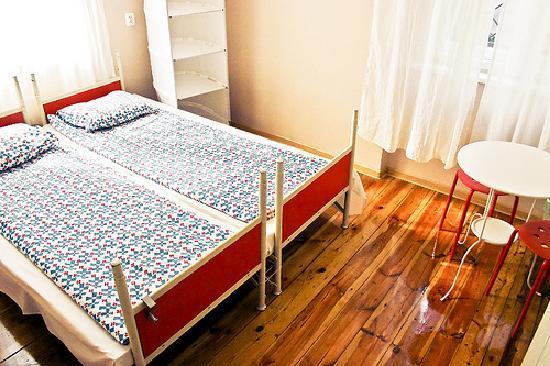 Hostel 8 Poznan : Hostel 8 double room