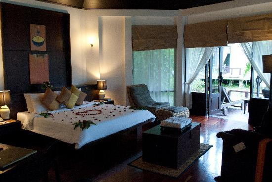 Peace Laguna Resort And Spa The Interior Of Our Cottage