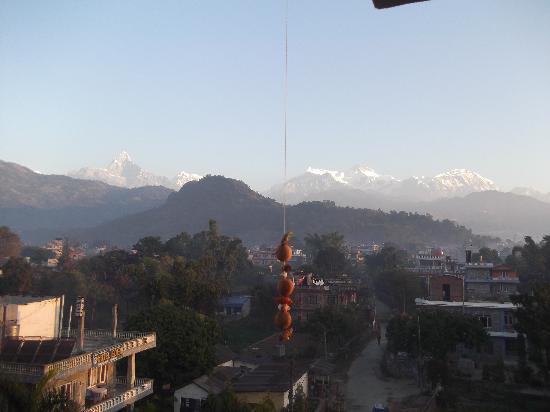 Hotel Holy Himalaya: Hotel Splendid view Pokhara