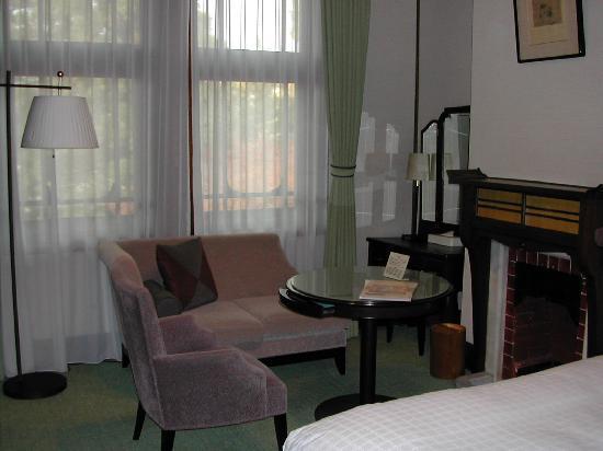 Nara Hotel: Rm 228