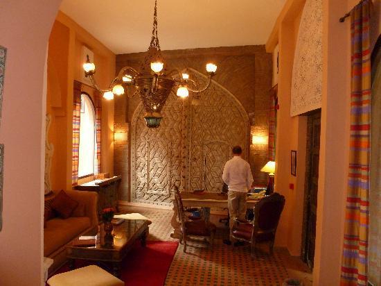 Kasbah Tamadot : Great Design