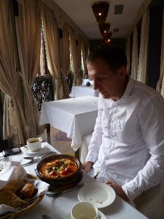 Kasbah Tamadot : Restaurant