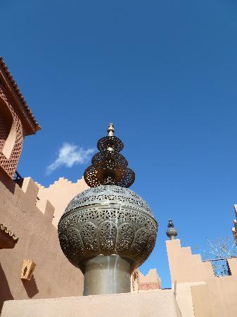 Kasbah Tamadot : Amazing Architecture