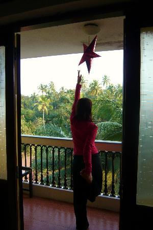 Betalbatim, الهند: balcony room 503