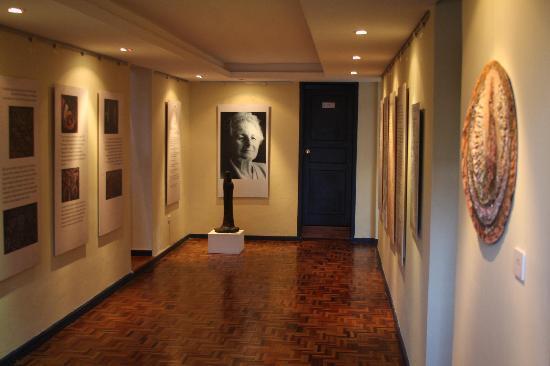 The Trude Sojka Cultural House : entrance hall
