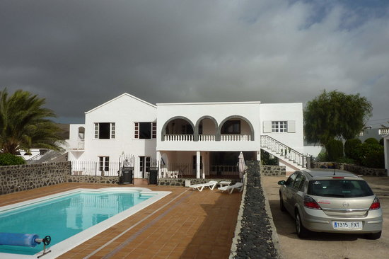 Casa Kernow from the front