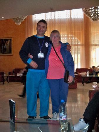 Hotel Vendome El Ksar Resort & Thalasso: Mom and MoMo