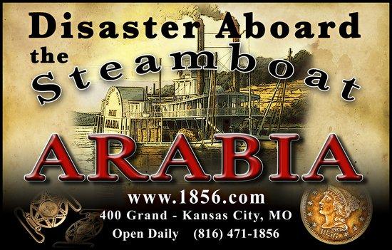 Arabia Steamboat Museum: Steamboat Arabia Museum